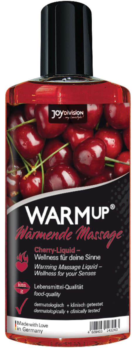 Warm Up KIRSCH višeň 150ml