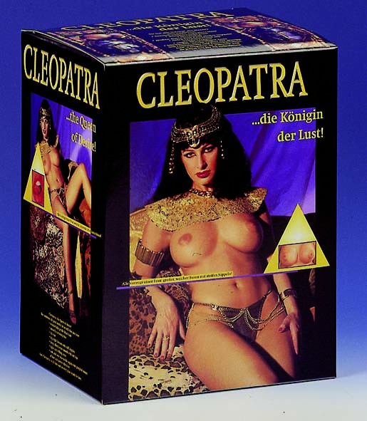 Puppe Cleopatra